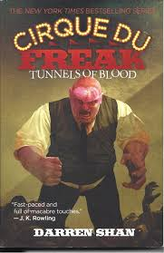 Image Is Loading Cirque Du Freak 3 Tunnels Of Blood Book