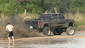 Badass Burnout Chevy 2500 Diesel 4X4 Mud – Chevy Truck Nation