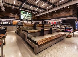 Starbucks Has Opened A New Location With Stadium Style Seating