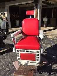 Theo A Kochs Barber Chair Footrest by Antique Theo A Kochs Barber Chair Picclick