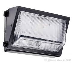 2018 100w led wall pack light l outdoor ip65 wall mounted led