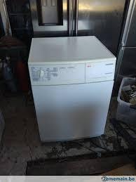 seche linge aeg lavatherm seche linge condensation aeg lavatherm a vendre 2ememain be