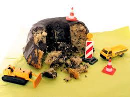 baustellen kuchen das portal für kindergeburtstage