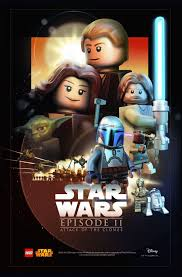 Lego Star Wars Posters