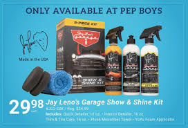 Pep Boys Black Friday: Jay Leno's Garage Show & Shine Kit ... Tires On Sale At Pep Boys Half Price Books Marketplace 8 Coupon Code And Voucher Websites For Car Parts Rentals Shop Clean Eating 5 Ingredient Recipes Sears Appliances Coupon Codes Michaelkors Com Spencers Up To 20 Off With Minimum Purchase Pep Battery Check Online Discount October 2018 Store Deals Boys Senior Mania Tires Boathouse Sports Code Near Me Brand