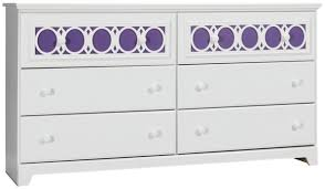 ashley zayley ashley zayley 6 drawer dresser jordan s furniture