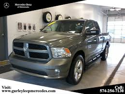 100 Mercedes Benz Truck 2013 PreOwned Ram 1500 Express Crew Cab Pickup In Mishawaka