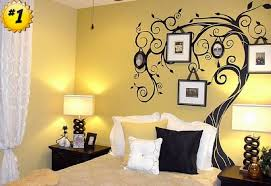 Creative Wall Painting Ideas Bedroom Decorative