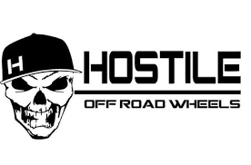 Hostile Weld Wheels Truck Jeep Forged Ohio