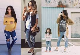 Fashion For Pregnant Women Pregnancy Styles And Maternity Outfits