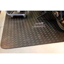 Foam Tile Flooring With Diamond Plate Texture by Garage Flooring Costco