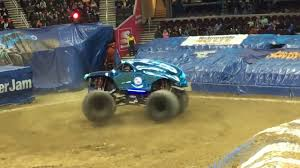 N.E.A. Police Donut Competition - Monster Jam Cleveland, Ohio | 2-19 ...