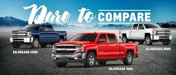 Compare Silverado Models | Newton, NC | Earnhardt Chevy