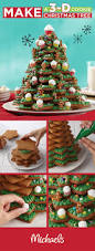 Rice Krispie Christmas Trees Recipe by Preserve Your Gingerbread House Michael Store Gingerbread And