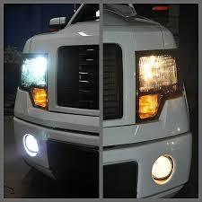 2011 2015 ecoboost f150 50w cree led fog light bulbs