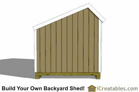 8x12 saltbox shed plans saltbox storage shed