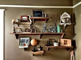 natural nice design of the amazing shelf designs that has wooden