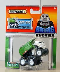 Buy Matchbox Big Rig Buddies Stinky The Garbage Truck By Mattel In ... Dump Truck Vector Free Or Matchbox Transformer As Well Trucks For 742garbage Toy Toys Buy Online From Fishpdconz Compare The Manufacturers Episode 21 Garbage Recycle Motormax Mattel Backs Line Stinky Toynews 66 2011 Jimmy Tyler Flickr Lesney No 26 Gmc Tipper Red Wbox Tique Trader Amazoncom Vehicle Games Only 3999 He Eats Cars