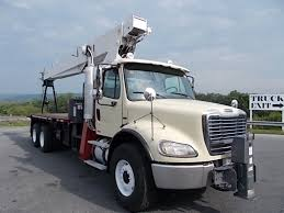 2006 FREIGHTLINER M2 112 CRANE TRUCK FOR SALE #514382