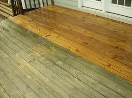 Steam Clean Wood Floors by Deck Cleaning Seminole Power Wash