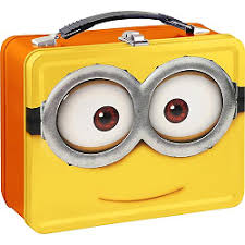 Despicable Me Minion Lunch Box
