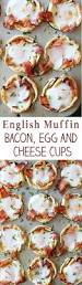 Bed And Biscuit Sioux City by Best 25 Bacon Egg And Cheese Ideas On Pinterest Recipes With