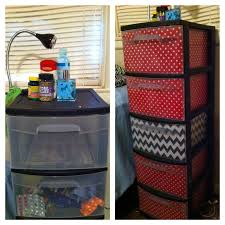 Decorating Fabric Storage Bins by Diy Dorm Room Makeover Use Scrap Fabric And Mod Podge To Turn
