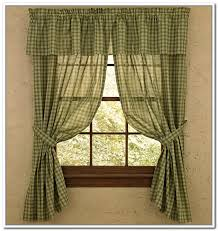 chic primitive curtains for living room