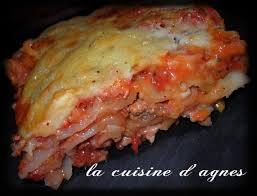 cuisine sans lait lasagnes à la bolognaise sans lait et sans gluten la cuisine d