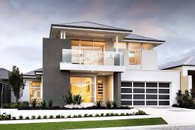 100 Contemporary Homes Perth The Schofield Ben Trager Display Home