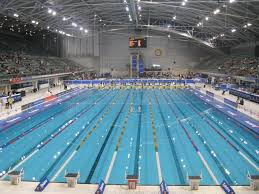 Indoor Olympic Pool Hd Wallpaper Regarding Swimming
