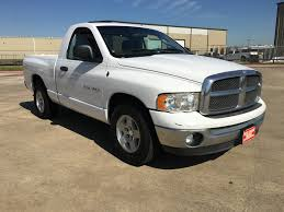 100 2003 Dodge Truck Fred Fincher Motors Used BHPH Cars Houston Bad Credit Car Loans