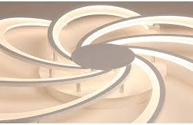 sxfywym moderne led deckenleuchten für wohnzimmer