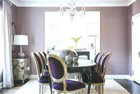 Transitional Dining Room Ideas Purple Rooms Chairs