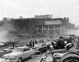 100 Game Truck Richmond Va From The Archives The 1958 Explosion At Merchants Ice And Cold