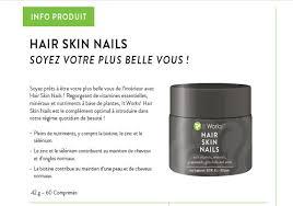 Bienfaits Hair Skin Nails