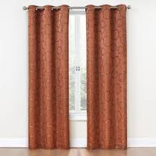Eclipse Blackout Curtains 95 Inch by Aquazolax Elegant Privacy Blackout Door Window Curtains French