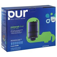 Pur Faucet Mount Replacement Water Filter by Pur Faucet Filter Refill From Costco Instacart