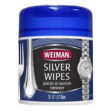 Weiman Floor Polish Ingredients by Weiman Silver Wipes Metal Metal Polish U0026 Cleaners Ace