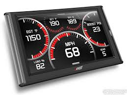 100 Performance Chips For Gas Trucks Edge Products 85400 Evolution CTS2 Chip And Display