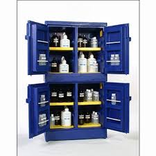 Flammable Cabinets Osha Regulations by Poly Acid Storage Cabinet 4 22 U0026 44 Gallon Cabinets