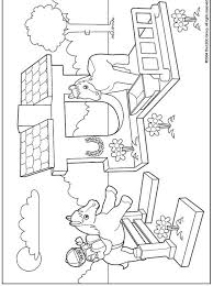 Lego Duplo 11 Coloring Pages