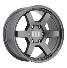 100 Discount Truck Wheels Level 8 MK6 MultiSpoke Painted Tire