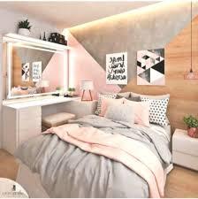 42 chic pink und grau schlafzimmer dekorieren ideen für