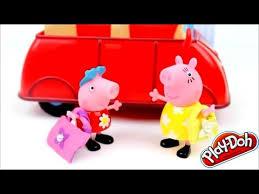 cars pate a modeler pate a modeler playdoh peppa pig la voiture picnic car