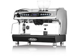 Cybercino Commercial Cappuccino Coffee Espresso Machine