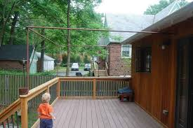 Mosquito Netting For 11 Patio Umbrella by Mosquito Netting Curtains For A Diy Screen Patio House Beautiful
