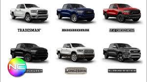 100 Truck Colors 2019 Dodge Ram Truck Colors