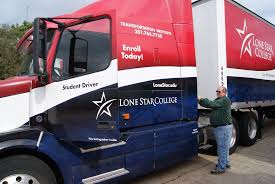 Lone Star College Puts Truck Drivers On The Road - Houston Chronicle