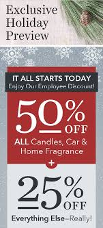50% OFF W/Our Employee Discount•Use Code: FIFTYOFF - Yankee ... Free Walgreens Photo Book Coupon Code Yankee Candle Company Will Not Honor Their Feb 04 2018 Woodwick Candle Pet Hotel Coupons Petsmart Buy 3 Large Jar Candles Get Free Life Inside The Page Coupon Save 2000 Joesnewbalanceoutlet 30 Discount Theatre Red Wing Shoes Promo Big 10 Online Store 2 Get Free Valid On Everything Money Saver Sale Fox2nowcom Kurios Cabinet Of Curiosities Edmton Choice Jan 29 Retail Roundup Ulta Joann Fabrics